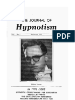 Journal of Hypnotism Vol1Num3Sept1951Powers