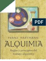 Hartmann - Alquimia