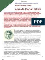Panait Istrati