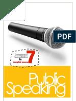 Public Speaking Conquista IlTuoPubblico7mosse