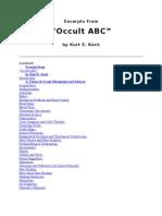 Occult ABC Koch