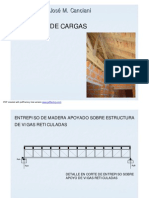 013 - 3- Analisis de Cargas Entrepiso Madera