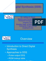 Direct Digital Synthesis
