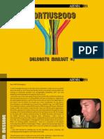 FORTIUS Delegate Mailout #1