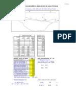 Verificacion Cruce Aereo Tubo Agua Potable