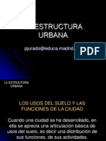 004 La Estructura Urbana