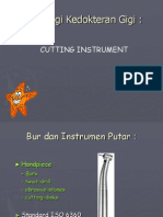 5. Cutting Instruments