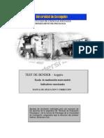 6916023 Test Bender Koppitz Escala de Maduracion Neuro Motriz 110117210904 Phpapp01