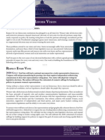 FairVote's 2020 Reform Vision
