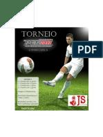 Regulamento Torneio PES JS 2013
