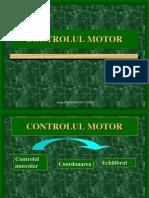 Controlul Motor