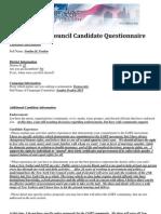 2013-0415 - Sdnyc 2013 City Council Candidate Questionnaire Sondra h Peeden
