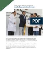 23-05-13 noticiasnet ENTREGA CUÉ MOBILIARIO Y EQUIPO MÉDICO A CASAS DE SALUD