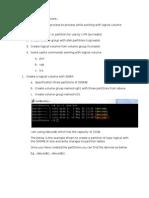 CentOS 6 Logical Volume Management
