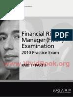 2010.GARP.frm.Practice.exam