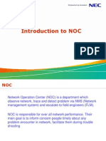 Introduction to NOC