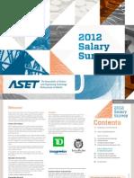 Salary Survey Report 2012