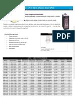 104 01 Acumuladores Estacionarios Exide Classic Solar ED1205