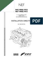 InstallationDirective N45 MNA M10 N67 MNA M15 P3D64N003E May06