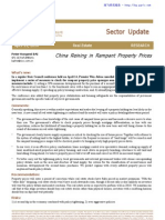 中金20100416 - China Reining in Rampant Property Prices