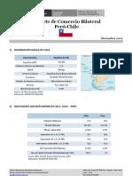 Comercio Peru Chile- A Dic 2012