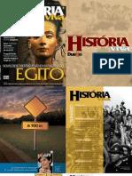 Revista Historia Viva - N. 011 - Novas Descobertas Desvendam Enigmas Do Egito
