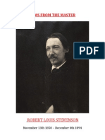 Gems From The Master - Robert Louis Stevenson