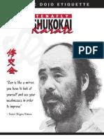 Shukokai Karate Dojo Etiquette.pdf