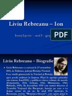 Liviu Rebreanu Ion