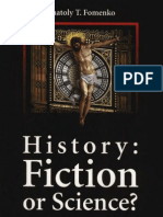Anatoly Fomenko - History Fiction or Science? (III)
