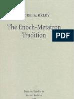Enoch Metatron Tradition