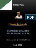 DESARROLLO DL NIÑO. MARGAT MAHLER.pptx