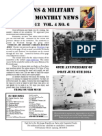 Veterans & Military Families Monthly News-June 2013