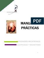 Manual de Practicas de Electricidad y Magnetismo