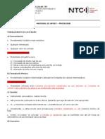 Direito_Administrativo_Modalidades de licitação