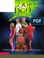Scooby Doo the Complete Movie Scrapbook