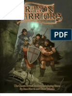 Mgp6122 - Dragon Warriors RPG (Oef)