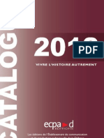Catalogue 2012 ECPAD