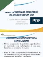 Interpretacion de Resultados de Microbiologia Cim 2