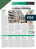 SuperBarrio 29 Mayo 23 Enero Zona E Obras Chimbas