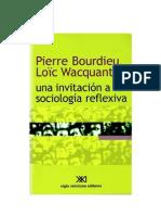 Bourdieu Realpolitik de La Razon en Bourdieu & Wacquant