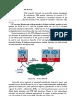 Protocolul FTP, Telnet şi SSH