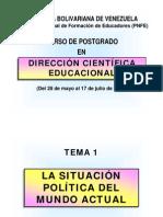 Tema 1 Situacic3b3n Polc3adtica Del Mundo Actual (1)