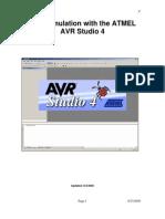 Simulation AVR Studio 4