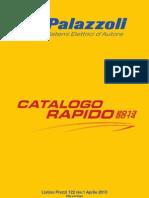 PALAZZOLI CatalogoRapido2013 Colori B 0