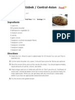 Plov Recipe Www.food.Com -