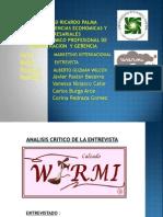 Expo de La Entrevista WARMI(1)