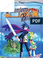 Phantom Brave DoubleJump Official Strategy Guide