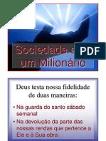 SOCIEDADE COM UM MILIONÁRIO