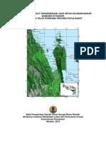 Analisis Citra Satelit Penginderaan Jauh Untuk Kejadian Banjir Bandang Di Wasior Kabupaten Aji Ok